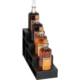 Dispense-Rite® CTBH-4BT - Bottle Holder, 4 Section Countertop