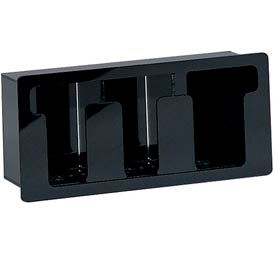Dispense-Rite® Built-In 3 Section Lid Organizer