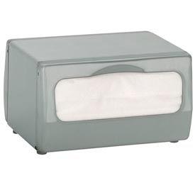 Dispense-Rite® Tabletop Mini Fold Napkin Dispenser - 2 Sided