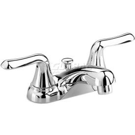 American Standard 2275505.002 Soft Colony Centerset Lavatory Faucet, Two Lever Handles