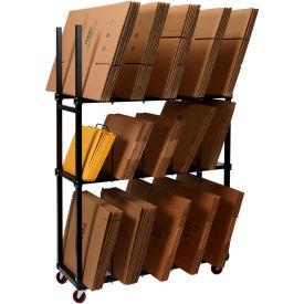 3 Tier Carton Rack