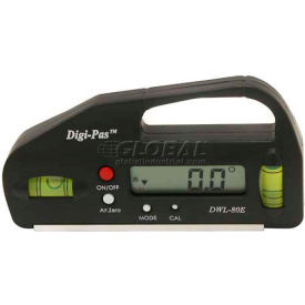 Digi-Pas® DWL-80E Pocket-Sized Digital Level
