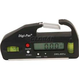 Digi-Pas® DWL-80Pro Professional Pocket-Sized Digital Level