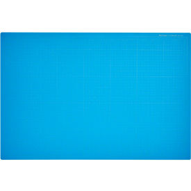 "Dahle® Vantage® Self-Healing Cutting Mat - 24"" x 36"" - Blue"