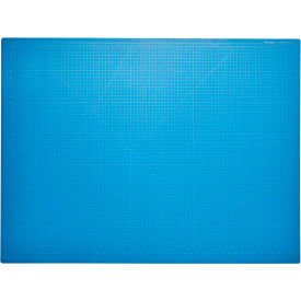 "Dahle® Vantage® Self-Healing Cutting Mat - 36"" x 48"" - Blue"