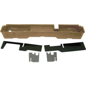 DU-HA 00-03 Ford F-150 Supercab - Underseat - Tan (Also fits 04 Heritage Supercab)