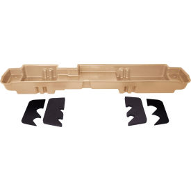 DU-HA 08-15 Ford F-250-F-550 Crew - Underseat - Tan (Fits 60/40 split bench seats only)