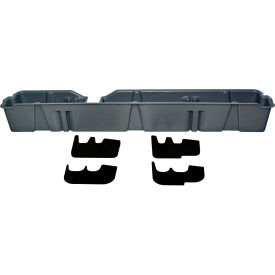 DU-HA 11-14 Ford F-150 Supercab - Underseat - Gray (Does not fit with factory subwoofer)