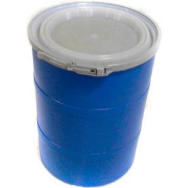 DPI™ - Diversified Plastics Inc. 15 Gallon Open Head Polyethylene Drum OH-15-13 - Blue