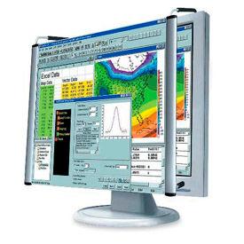 """Kantek MAG19L LCD Monitor Magnifier for 19"""" Standard LCD Monitors"""