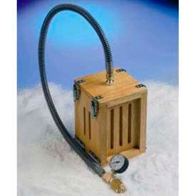 "SCILOGEX DILVAC Portable Dry Ice Maker 300002, 8.9""L x 6.3""W x 6.3""H"