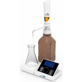 SCILOGEX iTrite Motororized Digital Bottletop Burette, 731301059999, 45mm Thread, 0.01-99.99ml by