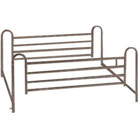 Deluxe Full Length Hospital Bed Side Rails