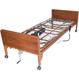 Semi Electric Ultra Light Plus Hospital Bed Package