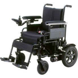 "Drive Medical CPN18FBA Cirrus Plus EC Folding Power Wheelchair, 18"" Sling Seat"