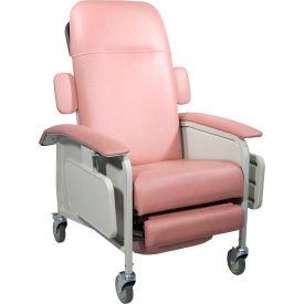 Clinical Care Geri Chair Recliner, Blue Ridge