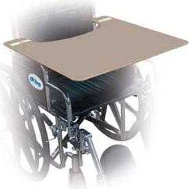 """Portable Wheelchair Tray, 24"""" x 20"""" x 1/2"""""""