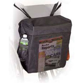 "Large Deluxe Wheelchair Carry Pouch, 15"" x 15"" x 5"", Fits Most Wheelchairs"