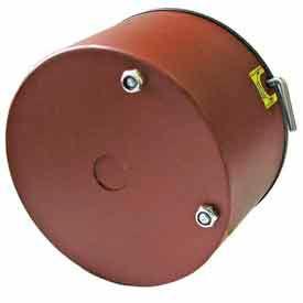"""NEMA 2 Dripproof Brakes for 56C, 143TC-145TC Motors - 3/4"""" Dia. 575V 15 lb-ft Steel"""