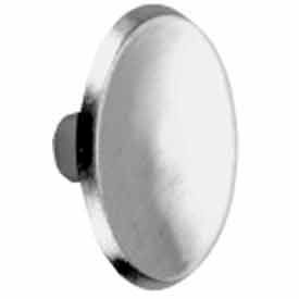 """Don Jo 121-605 Cabinet Knob, 1-3/4""""Dia, 3/4""""Projection, Brass - Pkg Qty 10"""