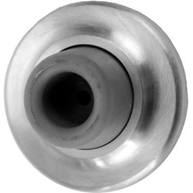 "Don Jo 1413-605 Cast Wall Bumpers-Concave, 2-1/2""Dia, 1""Projection, Brass - Pkg Qty 10"