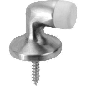 """Don Jo 1432-626 Door Stop, 1-5/16"""", 1-1/4""""Base, Cast Aluminum - Pkg Qty 10"""