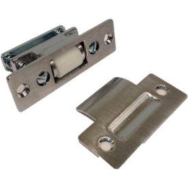 "Don Jo 1702-613 Roller Latch, 1-1/8""x2-3/4"", Oil Rubbed Bronze - Pkg Qty 10"