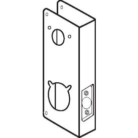 4550cws Wrap Around For Mounting Hospital Pushpull Latches 5backset Stainless Steel further Dummy Mortise Cylinder Duranodic besides Wp 34625 Wall Protector Polished Chrome as well Door Gate 63 X 48 as well mercial Grade Hinge Gaurd Finger Protector Set Saa Aluminium. on door safety covers