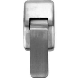 "Don Jo 4500-630 Hospital Push/Pull Latch, 2-3/4""Backset, Stainless Steel"