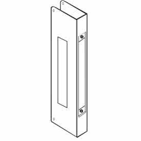 "Don Jo 514-CW-10B Mortise Lock Wrap Around Plate For 86 Cut-Out, 2-3/4""Backset, Oil Rubbed Bronze"