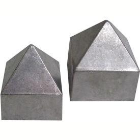 """Large Pyramid Rain Cap, 2"""""""