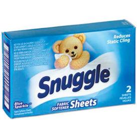 Snuggle® Fabric Softener Sheets Vend-Design Fresh Scent,  2 Sheets/Box 100/Case - DRA2979929