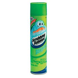 Scrubbing Bubbles® Antibacterial Bathroom Cleaner, 25 Oz. Aerosol 12/Case - DRA94308CT