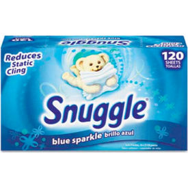 Snuggle® Fabric Softener Sheets Fresh Scent, 120 Sheets/Box 6/Case - DRACB451156