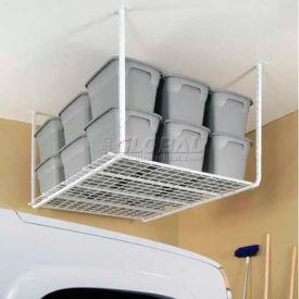 60W x 45D Height Adjustable 30-40 Heavy Duty Ceiling Mounted Shelf Storage System