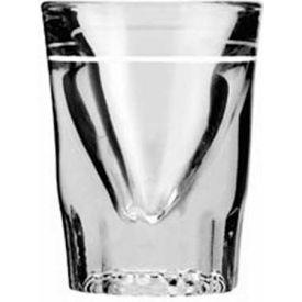 "Anchor Hocking 5281/931U Line Whiskey Shot Glass, 1.5 Oz., 2-7/8"" x 2-1/4"",... by"