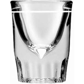 "Anchor Hocking 5281/932U Line Whiskey Shot Glass, 1.5 Oz., 2-7/8"" x 2-1/4"",... by"