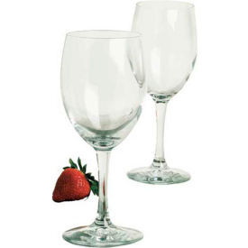 Anchor Hocking 87548L10 Everton Wine Glass, 8.5 Oz. , 12/Case by