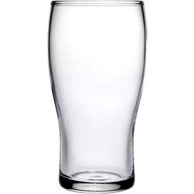 """Anchor Hocking 90243 Academy Of Beer Tulip Beer Glass, 20 Oz., 6-1/4"""" x 3-3/8"""",... by"""