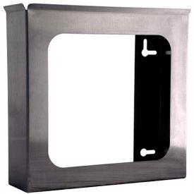 DC Tech EC101002 Stainless Steel Dual Glove Box Dispenser