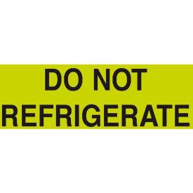 "Don't Refrigerate 3"" x 5"" - Fluorescent Green / Black"