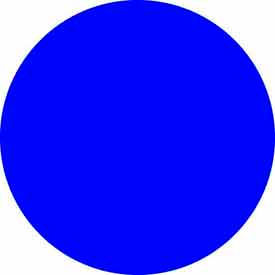 "Dark Blue Discs 1"" Dia."