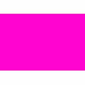 """Fluorescent Pink 3"""" x 5"""""""