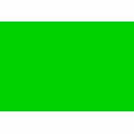 "3"" x 10"" Standard Green"