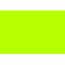 """4"""" x 6"""" Fluorescent Green"""