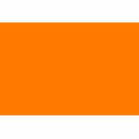"5 x 7"" Fluorescent Orange"