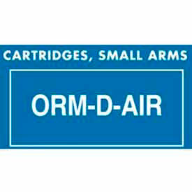 "Cartridges ORM-D-AIR 2-1/4 x 1-3/8"" - Blue / White"