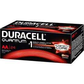 Duracell® QU1500BKD Quantum AA Alkaline Battery - Pkg Qty 24