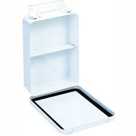 First Aid Box Metal - 6-5/16x2-3/8x9-1/16 - Pkg Qty 12