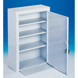 Durham Mfg 518 43 Md Medicine Cabinet With Metal Door White